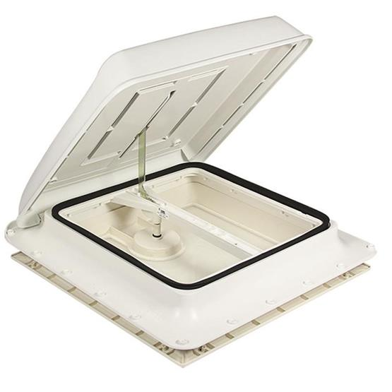 Fiamma Rooflight Vent 160 - 40 x 40cm - White