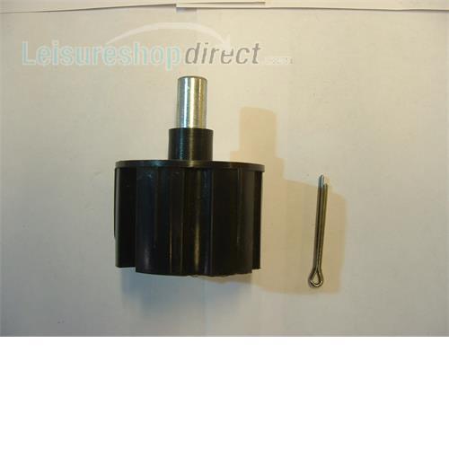 Fiamma Tube Plug LH F45 image 1