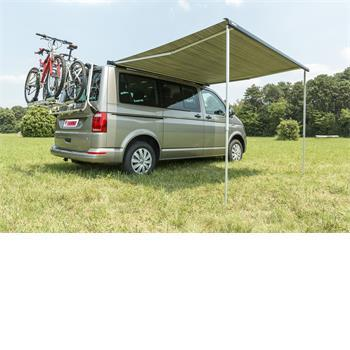 Fiamma awnings give you fantastic quality, elegance and dependability