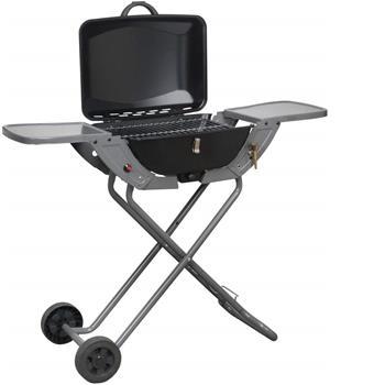 Crusader Folding Gas Barbecue Combo