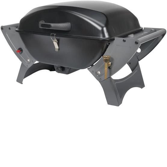 Crusader Folding Gas Barbecue Combo image 2