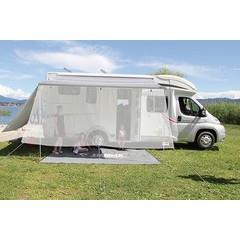 The Fiamma Sun View fits all Fiamma awnings with a front bar guide and blocks out about 80% of the suns rays to protect your family and loved ones.