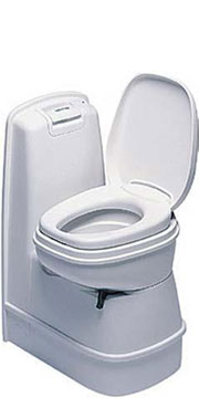 Thetford Toilet C-200CW / C-200CWE Cassette and Spares image 1