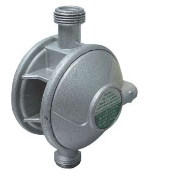 Gaslow 30 mbar regulator for butane or propane gas