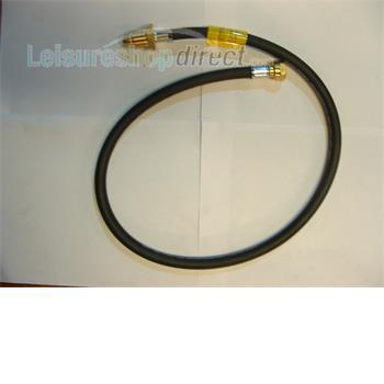 High pressure pig tail propane 1.0m