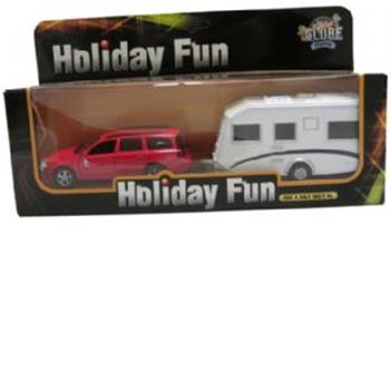 HOLIDAY FUN CAR ~~~ CARAVAN