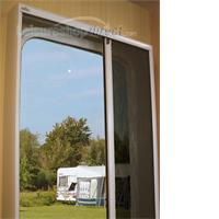 Caravan Door Fly Screen - Horrex Flyscreen Doors and Blind Systems
