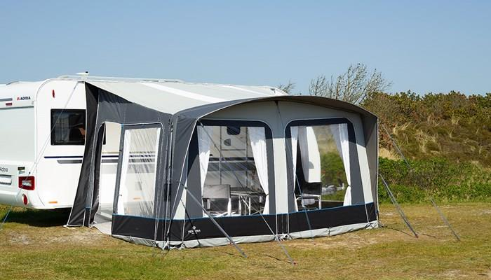The Isabella Ventura Trinus 400 Air Awning.