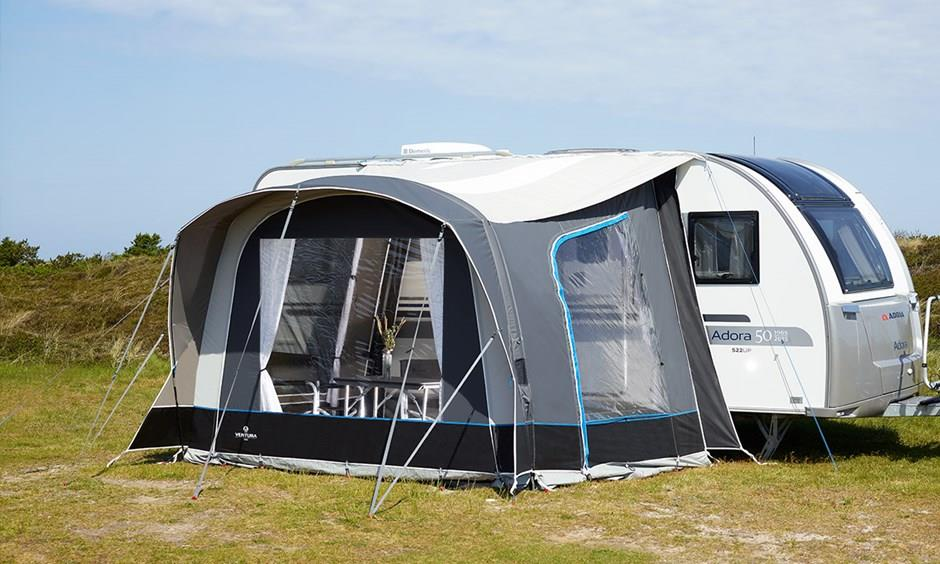 The Isabella Ventura Vivo Air Awning.