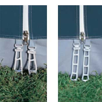 Ladder Fixing Straps Pk10 Accessories For Dorema Awnings