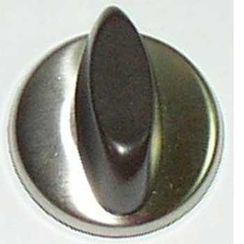 Spinflo Plain Knob Style 3 - Satin