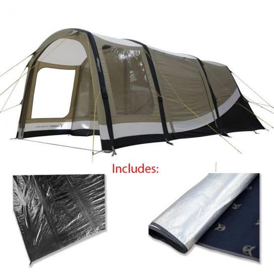 Lichfield Falcon 4 Air Tent Package (2021) image 2
