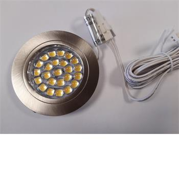 light led downlight slim recess - cool