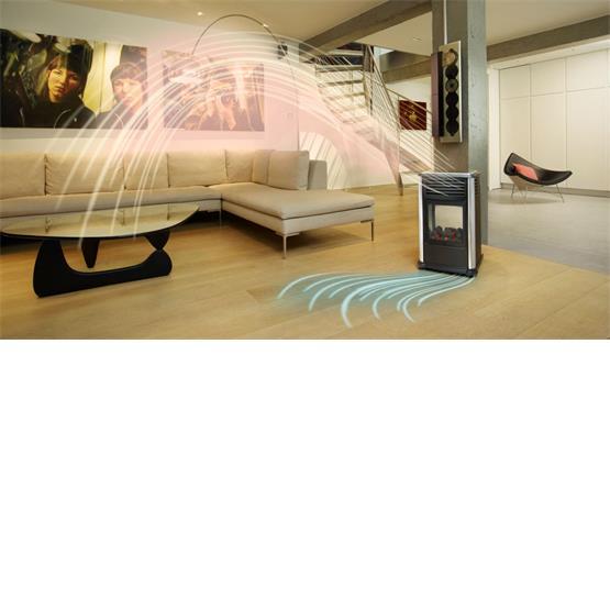 Manhattan portable gas heater image 7