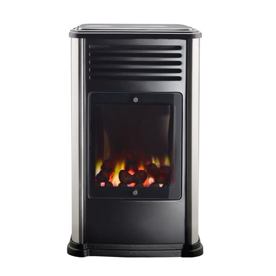 Manhattan portable gas heater