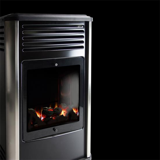 Manhattan Contemporary Stove