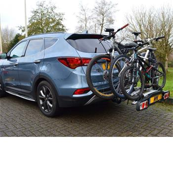 Maypole 3 Bike Towball Mounted Cycle Carrier