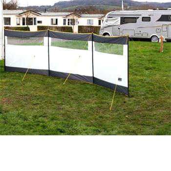 Maypole 3 Panel windbreak (Poled)