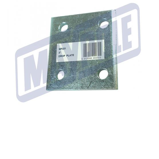 Maypole Drop Plate 3 inch image 2