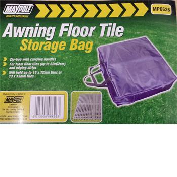 Maypole Floor Tile Storage Bag
