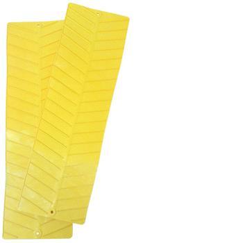 Maypole Grip Mats - Yellow (A Pair)