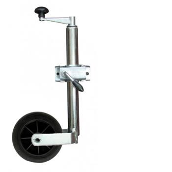 Maypole Jockey wheel 34mm & clamp