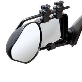 Maypole Twin Pro View Towing Mirrors (Flat)