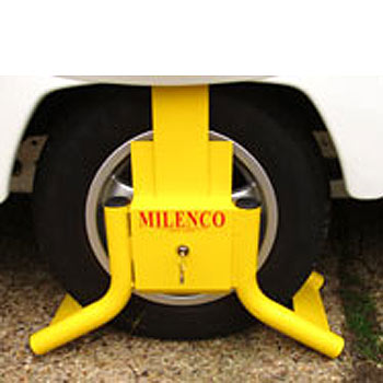 Milenco Wheel Clamps