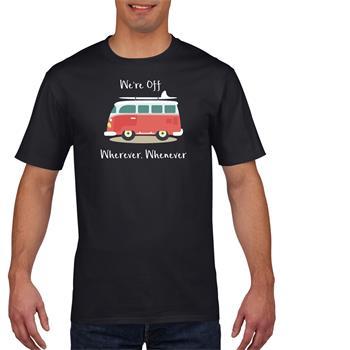 Camping Caravan and Motorhome Tshirts