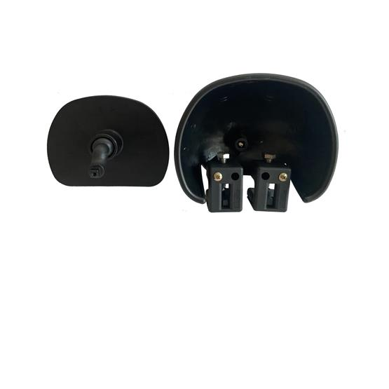 Milenco Aero Blind Spot Mirror-Black image 5