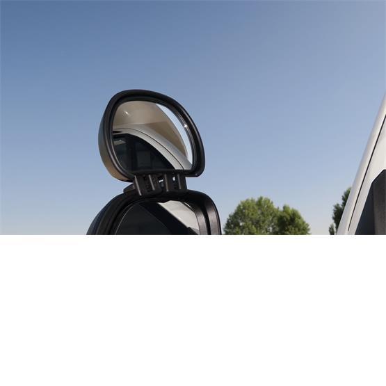 Milenco Aero Blind Spot Mirror  - White image 8