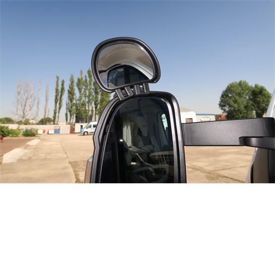 Milenco Aero Blind Spot Mirror  - White image 9