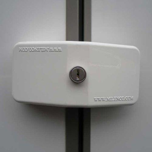 Milenco Door Frame Lock - Single