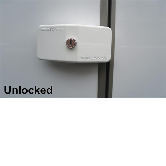 Milenco Door Frame Lock - Single image 9