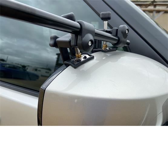 Milenco Grand Aero Platinum Mirror (Pair) image 6