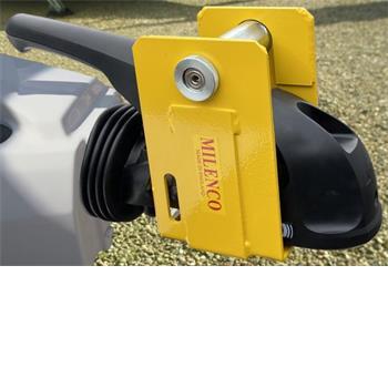 Milenco Heavy Duty Knott Stabiliser Head KS30/35 Hitchlock