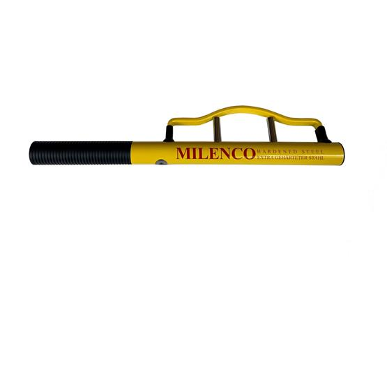 Milenco High Security Steering Wheel Lock (Yellow) image 5