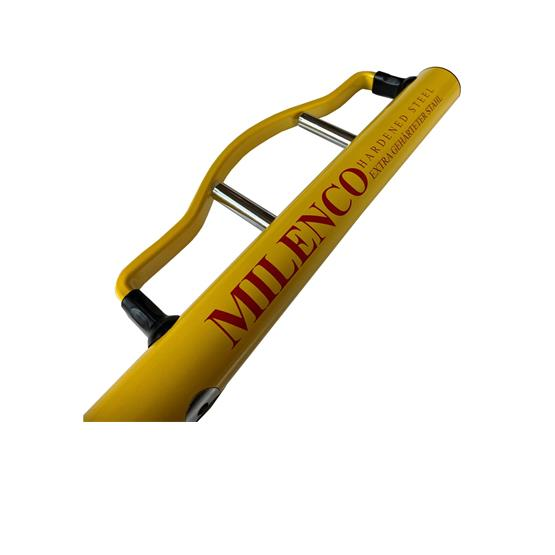 Milenco High Security Steering Wheel Lock (Yellow) image 7