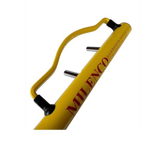 Milenco High Security Steering Wheel Lock (Yellow) image 6