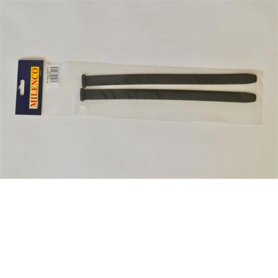 Milenco MGI Steady View Clamps -Safety Mirror Straps image 1