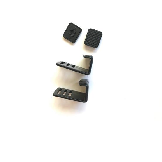Milenco MGI Steady View Clamps -Safety Mirror Straps image 4