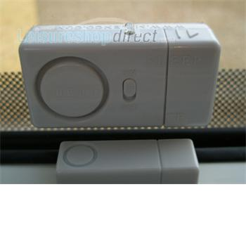 Milenco Sleep Safe Alarm image 1