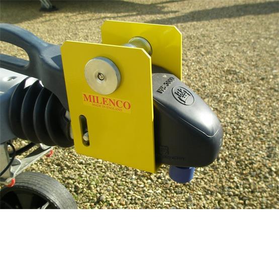 Milenco Super Heavy Duty WS3000 Caravan Hitch Lock image 8