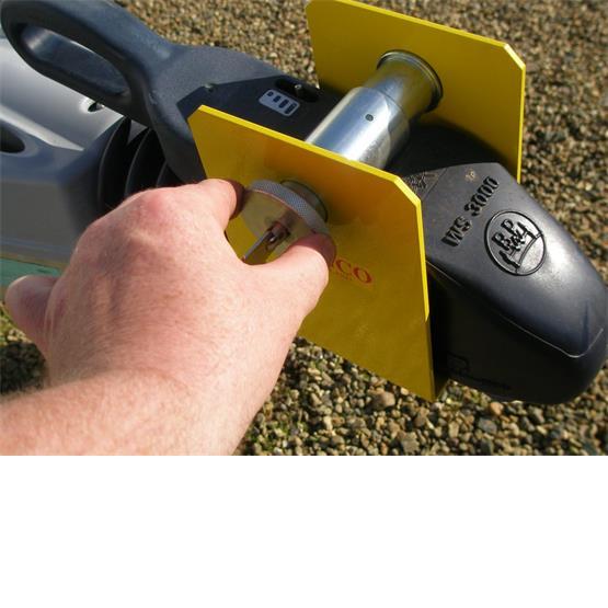Milenco Super Heavy Duty WS3000 Caravan Hitch Lock image 6