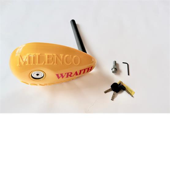 Milenco Wraith Wheel Lock image 8