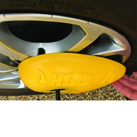 Milenco Wraith Wheel Lock image 18