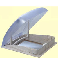 Dometic Heki Rooflight additional installation kit for roof thickness 46-53mm