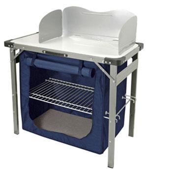 Royal aluminium kitchen stand camp kitchens for Kitchen set aluminium royal