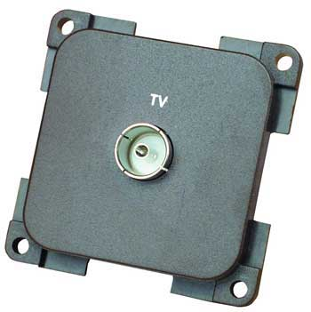 CBE TV socket (9,5 75ohm)