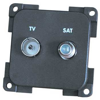 CBE TV socket + Satellite